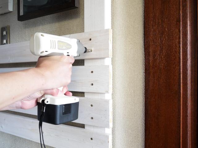 "DIYは下準備が7割 無料サービスを活用して""丸見え壁面収納""にお手軽に挑戦!"