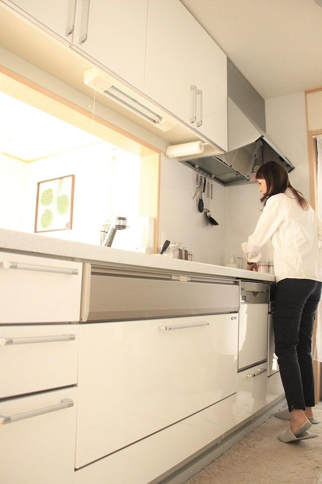【キッチン編】片づけが終わらないキッチンからくつろぐ時間を生み出すキッチンへ