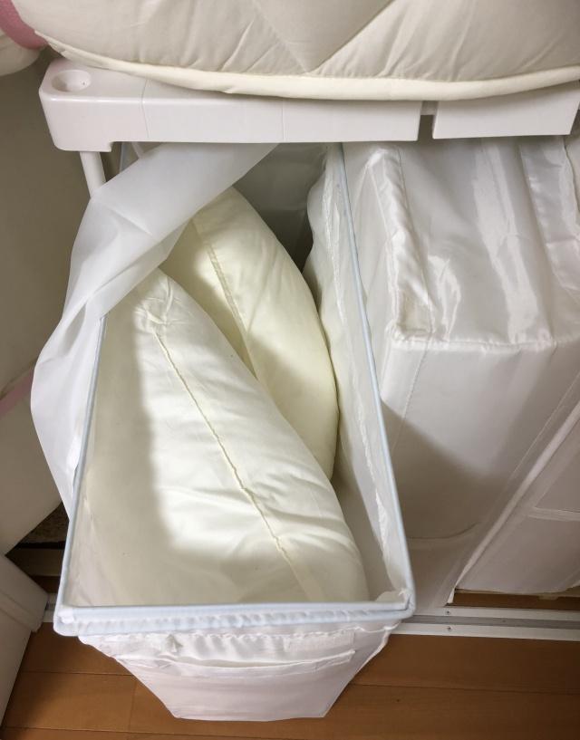 クローゼットに4組の布団を収納!? お役立ち収納グッズの選び方