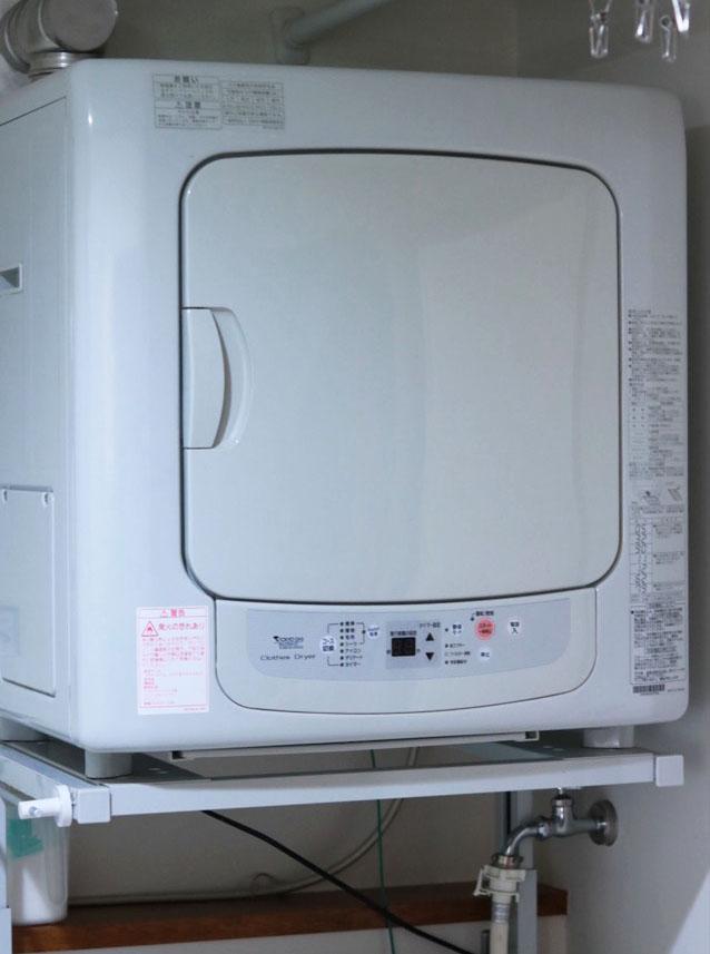 ワンオペ家事の救世主!「ガス衣類乾燥機」5つのメリット