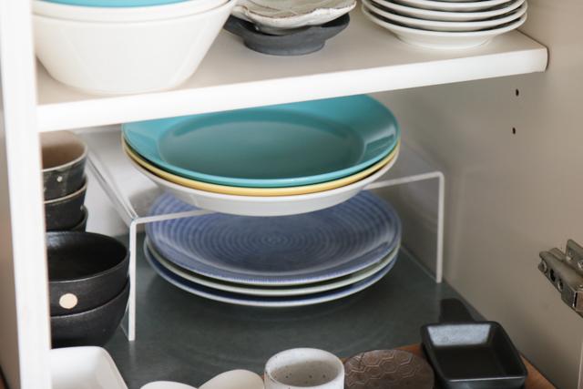 食器がもっと使いやすくなる! 食器収納3つのアイデア