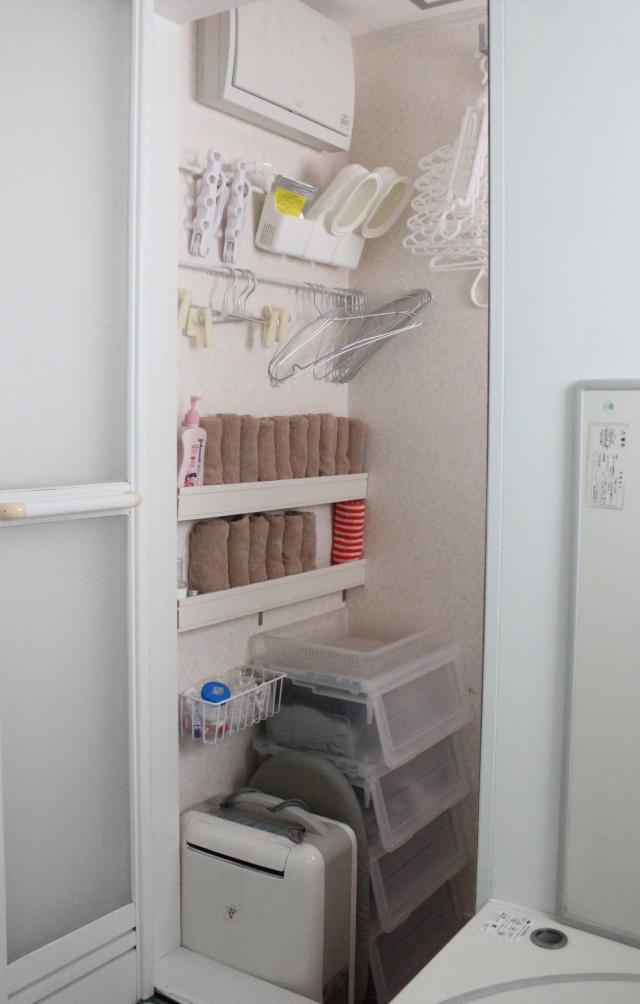 「どう使いたいか?」から考えた、狭さをいかす洗面所収納
