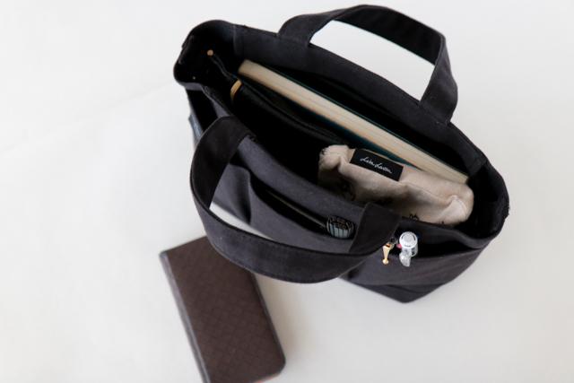 バッグインバッグを使えるようになりました!仕切りのないカバンの整理