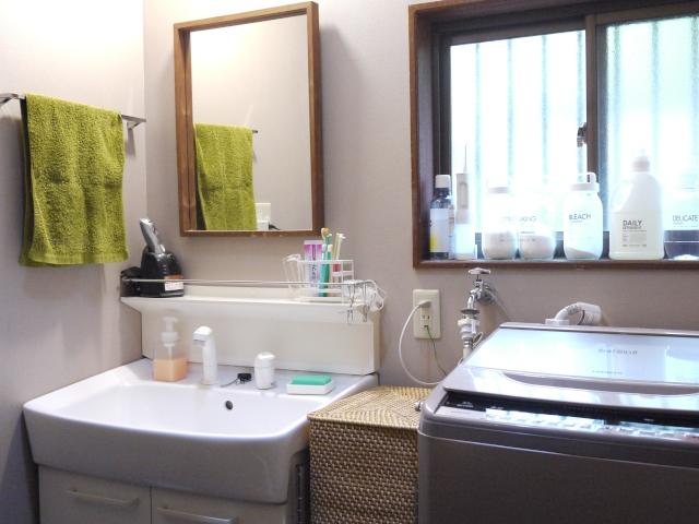 あなたの困りごとはどのタイプ? 混雑しがちな「洗面所のカタチ」