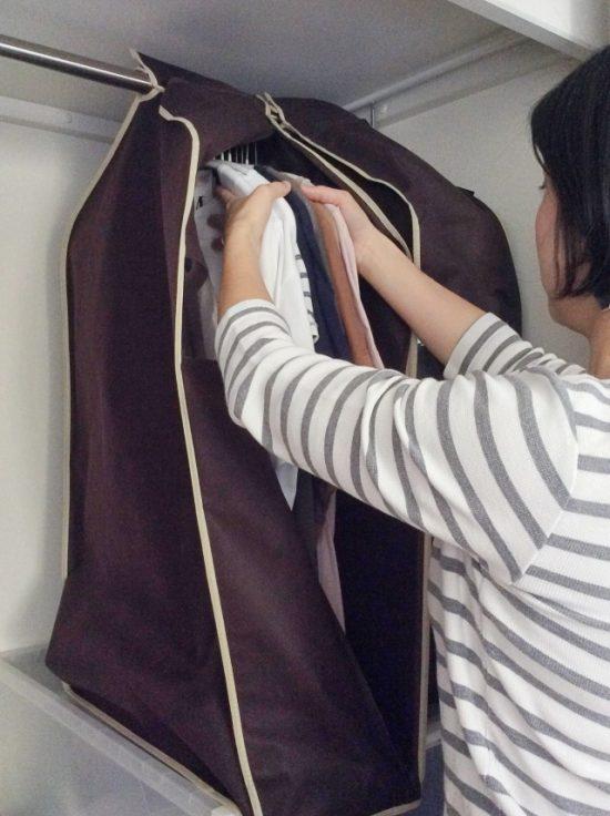 「頑張らなくてもできる衣替え」、クローゼットの使い方3つのポイント!