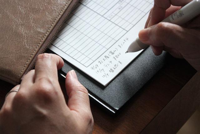 家計管理を節約モードにシフトしたい! 自分のこだわりをA4 ・2枚にギュッとひとまとめ