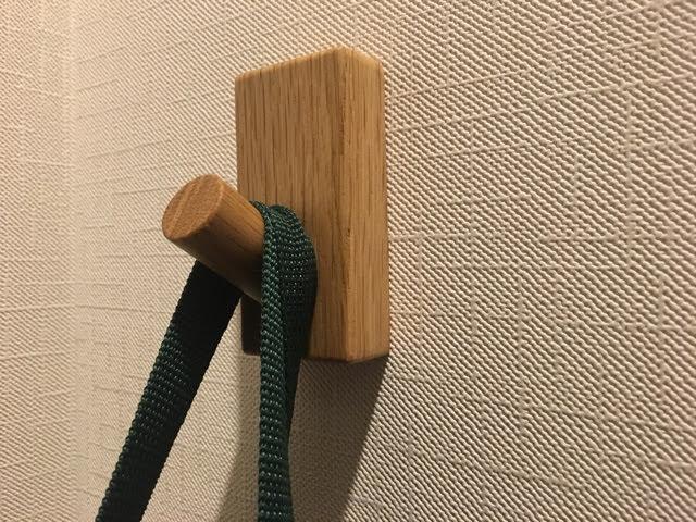 壁に直接フックをつけたくないときにも! 有孔ボードの壁面収納で使いやすさも収納量もアップ!