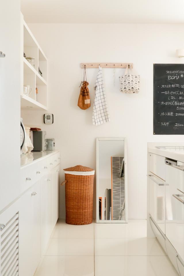 専用グッズは使いません!キッチンの収納力と使いやすさをアップする3つのアイデア
