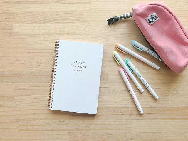 勉強専用の手帳⁉ 効果絶大!の「スタディプランナー」、その理由とは?