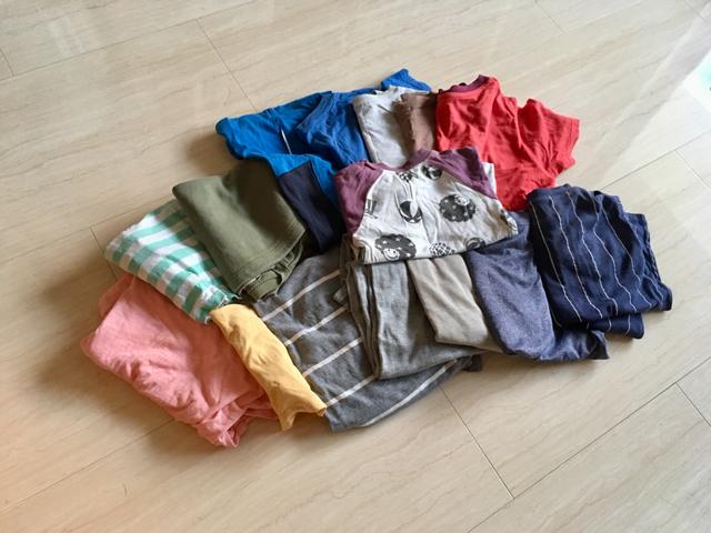 """捨てたくないTシャツをリメイク! 縫わずに、かんたんかわいい""""フラッグガーランド""""を作ろう"""
