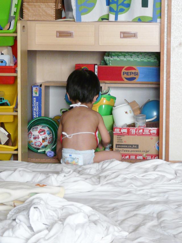 片づかなくてイライラ!子どものおもちゃの量を管理するコツとは?