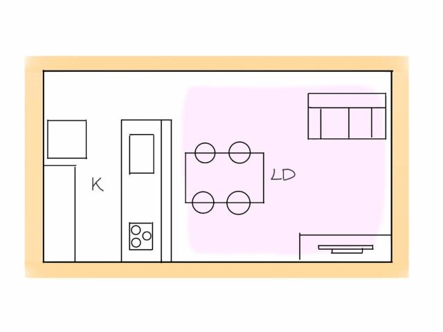 壁付けキッチンは家事シェアの救世主?! メリットを活かすための設計ポイント
