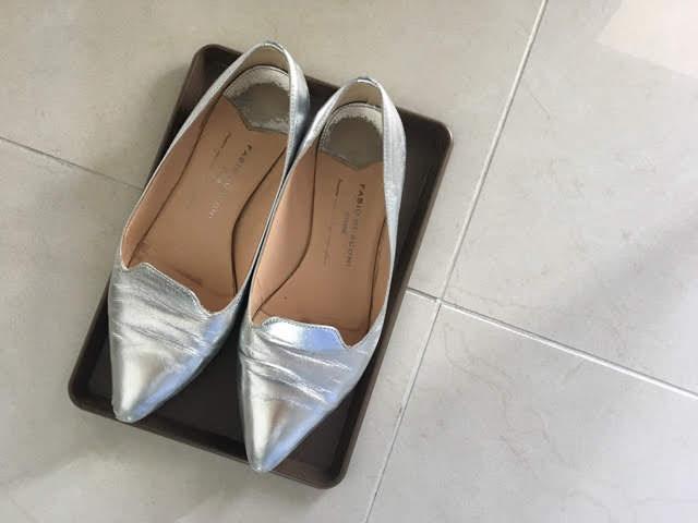 掃除がラク!靴の持ち方に迷わない!「ニトリ」の「インボックスフタ」を使った靴収納