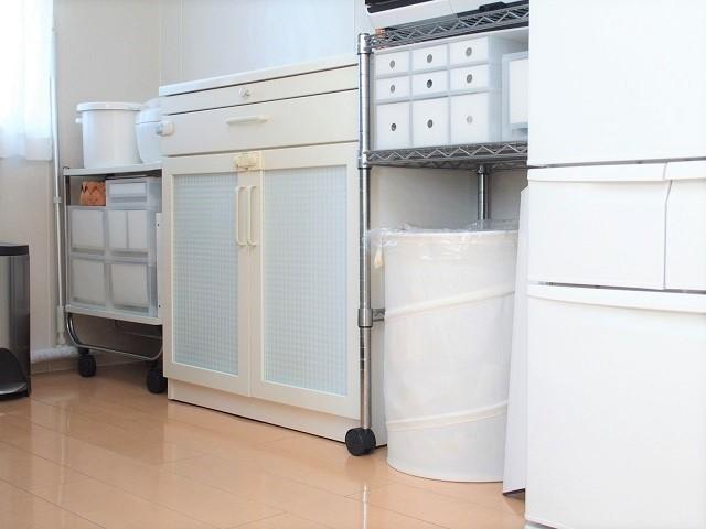 ゴミ入れは「ゴミ箱」だけとは限らない。家にあるもので代用したら理想のゴミ入れに!