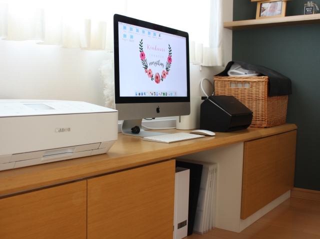 パソコンまわりは見た目も実用性も重視!作業効率をアップさせる3つのポイント