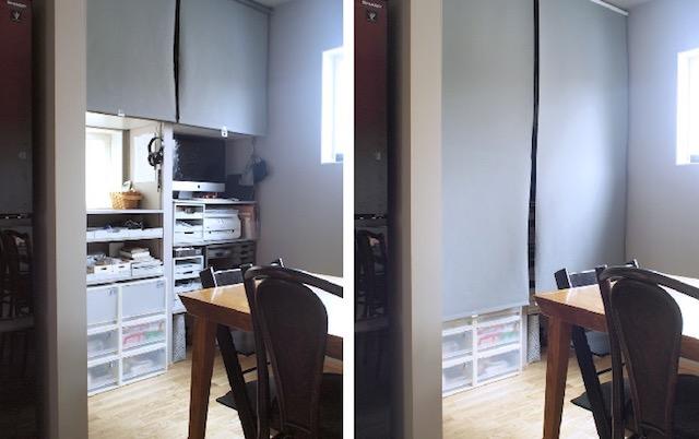 注文住宅で失敗?! リビングの壁面収納の奥行きと扉の有無はどう決める?