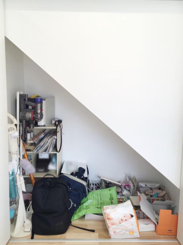 奥行き深い・台形・棚無しの階段下収納はどうしたらいい?【教えて!ライフオーガナイザー第2弾(2)】