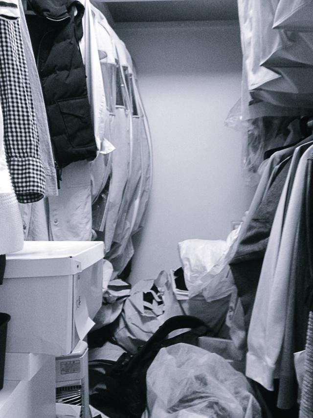 【洋服編】300着の洋服を整理してリバウンドしないクローゼットへ