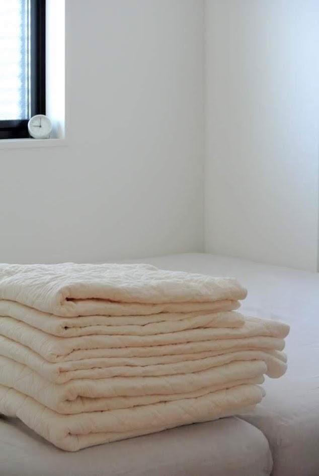 布団カバーの洗濯がままならない! 脱脂綿寝具「パシーマ」で週イチ洗濯ができるようになった理由