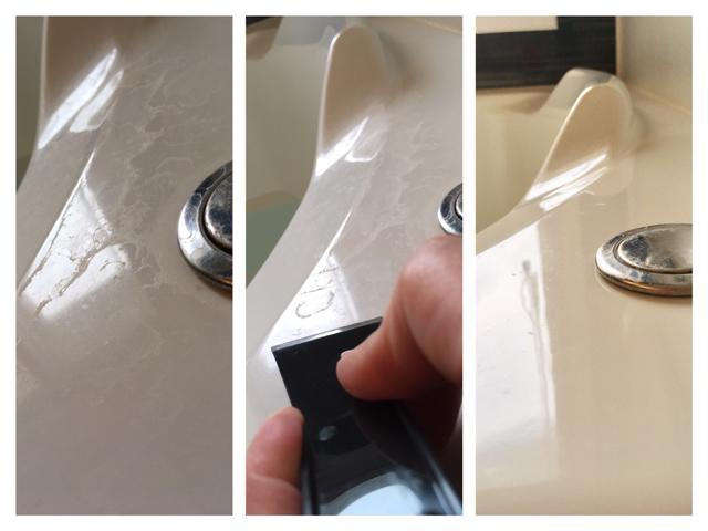 お掃除のプロから教わった「水あか取りのコツ」は、洗剤ではなく道具選びにありました