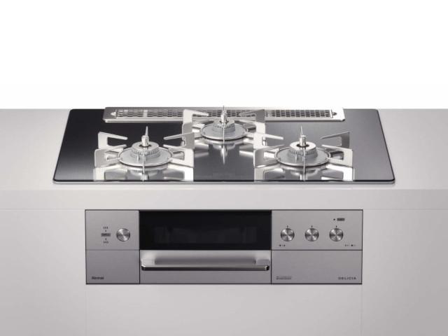 キッチン選びで見落としがち、家事時短に役立つガスコンロの選び方