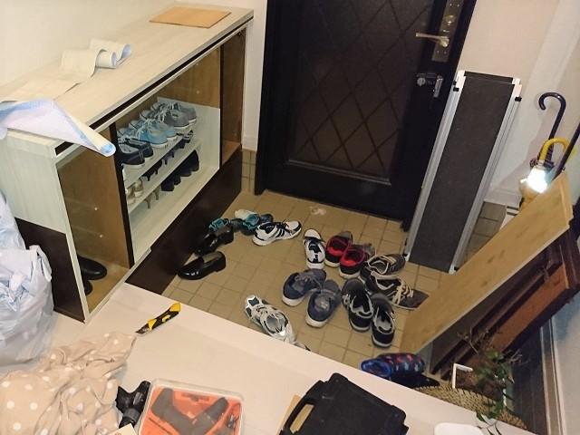 """片づけられない""""3つのハードル""""を簡単DIYで解決! 靴収納のストレスにさよなら"""