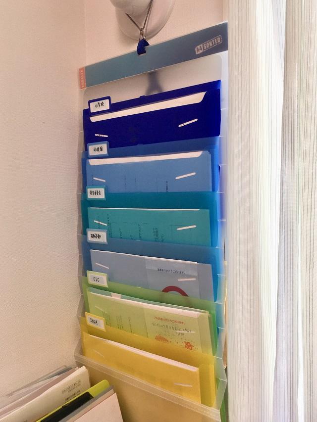 探す時間ゼロ!見えていないと忘れる人に最適な「書類整理ファイル」はこれ