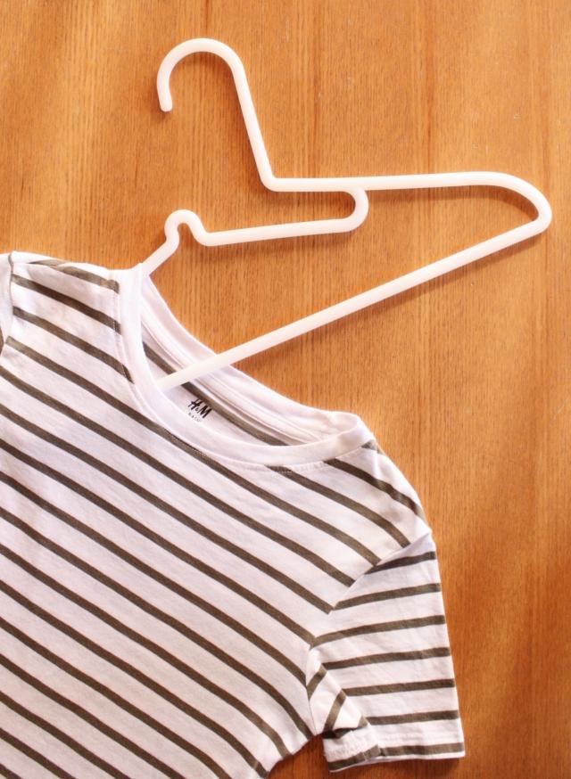 【無印良品】そのまましまえるハンガーで、洗濯の家事ストレスを軽減!