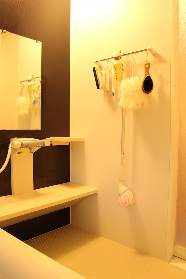"""シャンプーは浴室に置かない!お風呂掃除のハードルを下げる""""銭湯方式""""3つのメリット"""