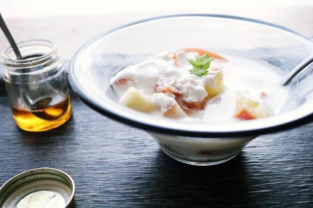 手間がなくて栄養もたっぷり!「輪切りりんご」の冬レシピ