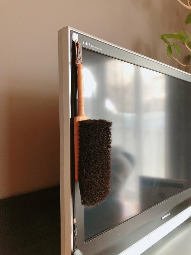テレビ周りを埃だらけ指紋だらけにしない!掃除をしやすくする3つの工夫