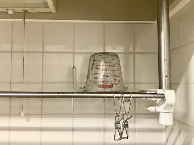 【片づけのプロのもの選び】「大は小を兼ねる」狭小キッチンでも使い勝手抜群の500ml計量カップ