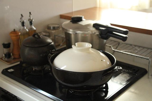 【片づけのプロのもの選び】ご飯は何で炊いている?どうしてそれを選んだの?(後編・鍋派)