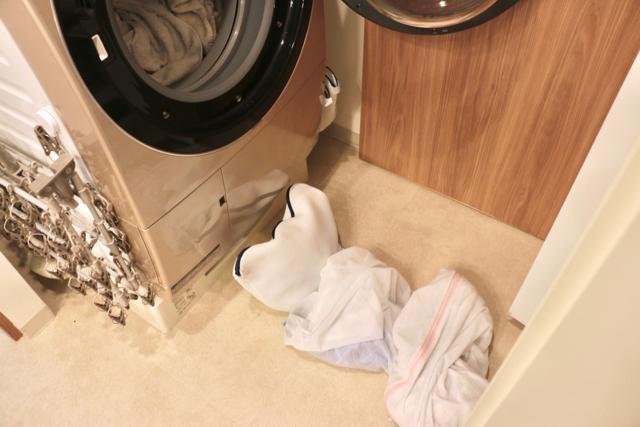安心して夫に洗濯を任せたい! 洗濯するものの収納法を変えるだけで家事シェアしやすい環境に変身