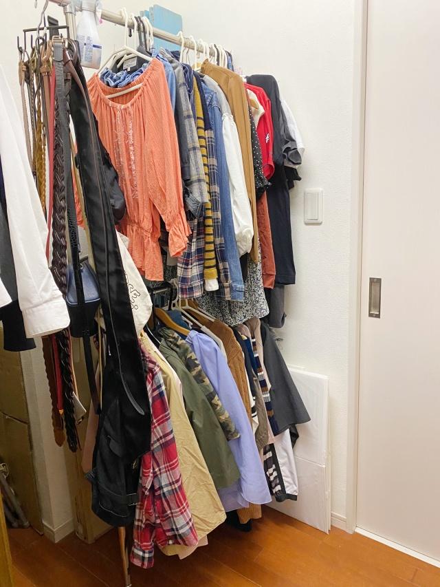 「着る服がない」から「コーデが楽しくなる」へ。クローゼット整理の3つのポイント