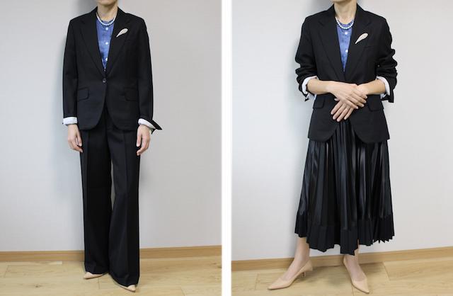 洋服のムダ買いゼロ! 手持ち服をセレモニー服に格上げするコーディネートのコツ