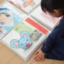 """""""年少・年中・年長"""" 子どもの成長を楽しめる「幼稚園の作品ファイル」収納"""