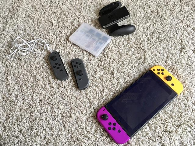 「ニンテンドースイッチ(switch)」収納とゲームとの付き合い方、いろいろ試してこうなった!