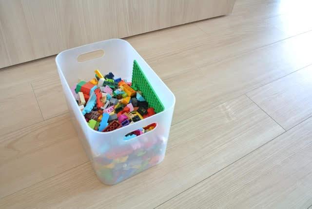 """ないほうがずっといい!おもちゃの外箱を処分したら""""楽ちんな片づけ""""が叶いました"""