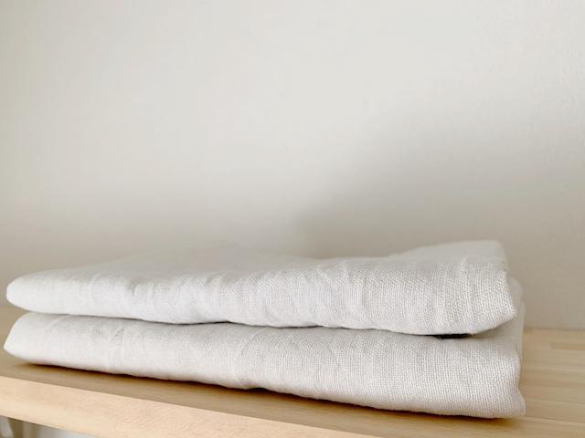 ふわふわ厚手はやめました! 乾きやすくて省スペース、衛生的なタオル選び