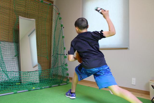 今の家族にベストな子ども部屋の使い方。期間限定トレーニング部屋作っちゃいました!