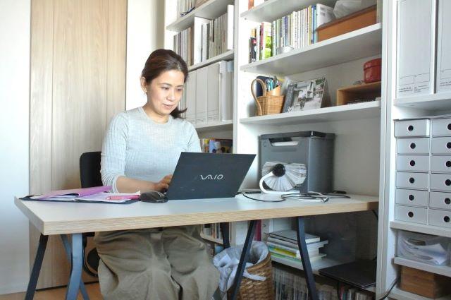 夫婦で在宅勤務、子どもの家庭学習、家族へのイライラ…。片づけのプロはどうしてる?