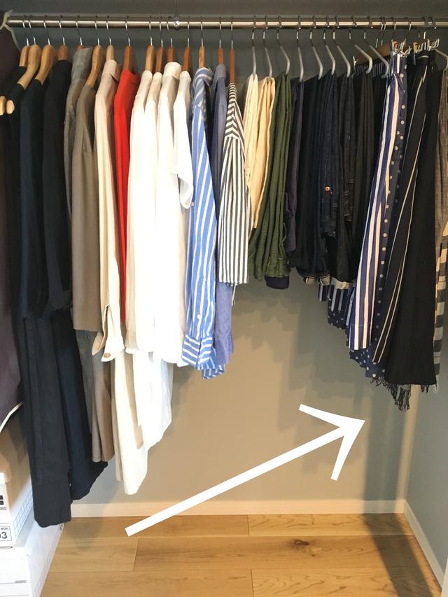 ヒントはお店のディスプレイ!毎朝着たい洋服がすぐ選べる、クローゼット収納のコツ