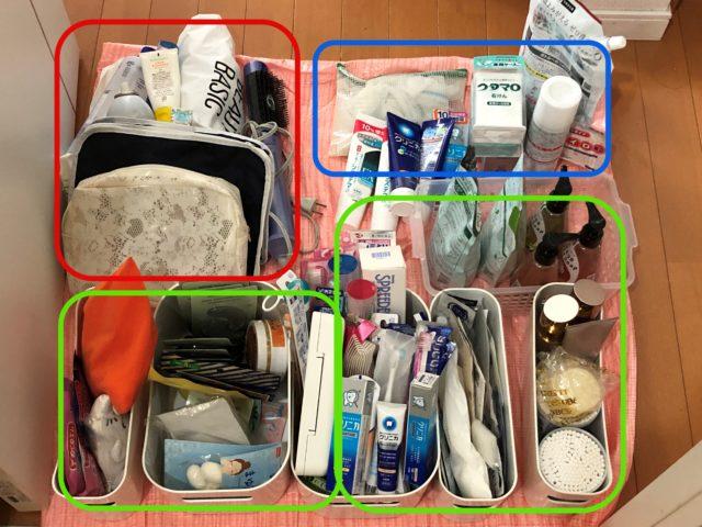 散らかり放題の洗面台下。1時間でスッキリ使いやすく片づける手順を公開!