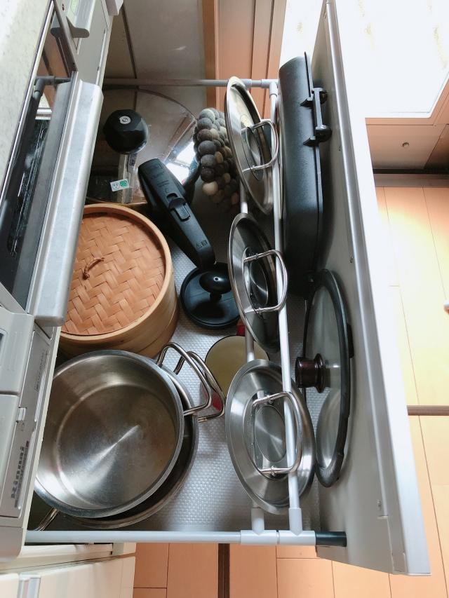 【IKEA】取っ手が折りたためるグリルパン「GRILLA」。四角い形は○○○を茹でるのにもぴったり!
