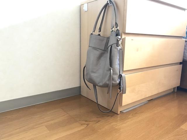 【ゆるミニマリストはじめました】バッグを減らして常にお気に入りを使う生活に