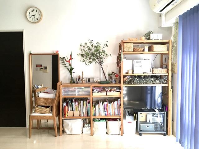 家具を買わずに模様替えで改善!見づらいテレビまわりを快適にしていこう(前編)