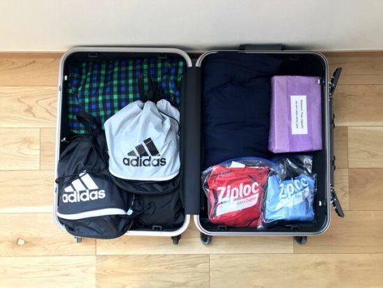 着ないけれど捨てられない、思い出服と季節ものはスーツケースに収納がオススメ