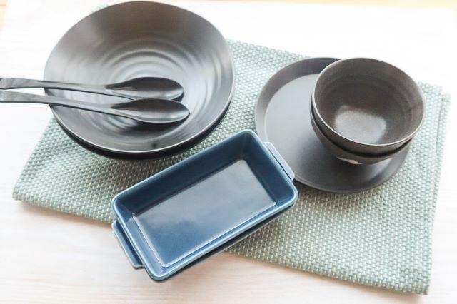 食器を上手に減らせたコツは「〇〇用」をやめて、使いまわすことでした