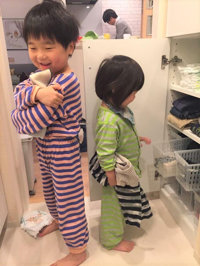 """収納の""""見直しどき""""のヒントに! 幼児から小学生の衣類収納ビフォーアフター"""